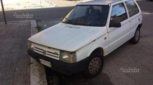 Sold Fiat Uno 60 3 porte CS  used cars for sale