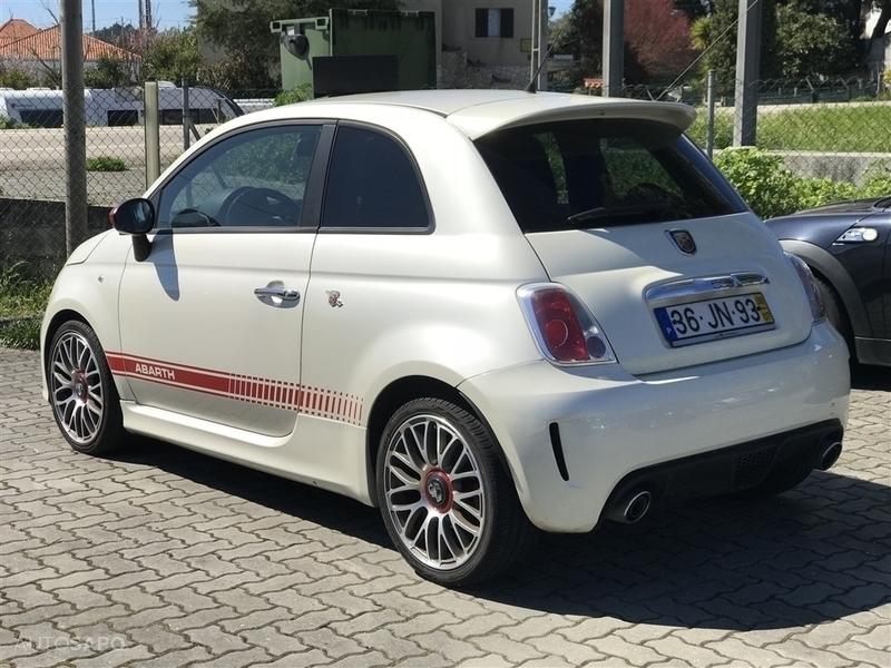 Sold Fiat 500 Abarth 500 Carros Usados Para Venda