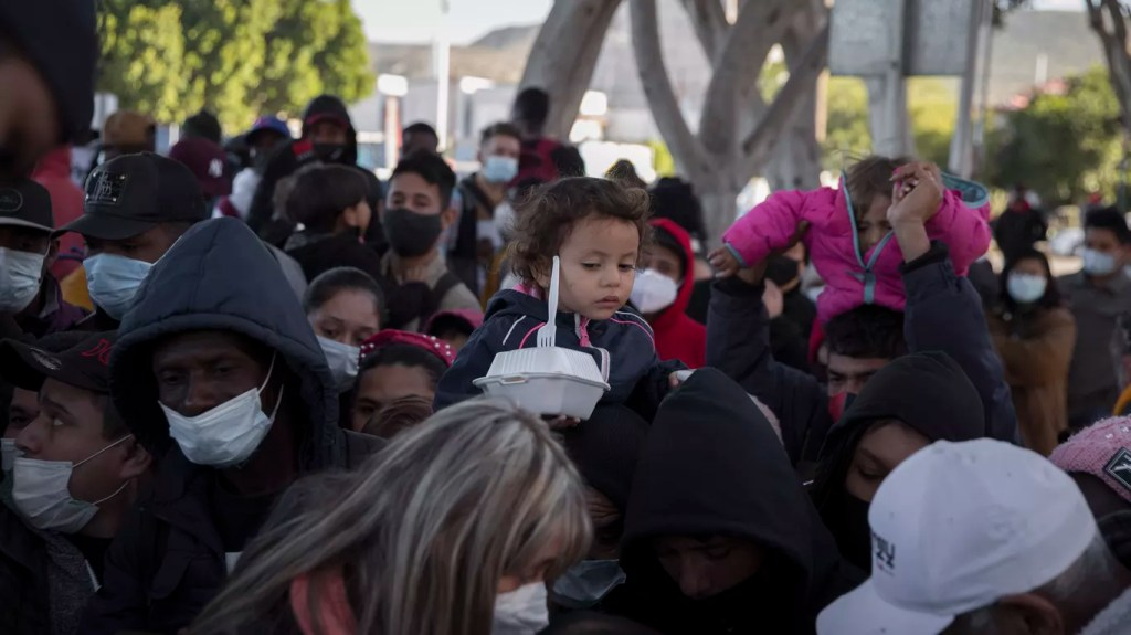 Border officials bracing for massive surge of unaccompanied children crossing US border in May after record-high February numbers