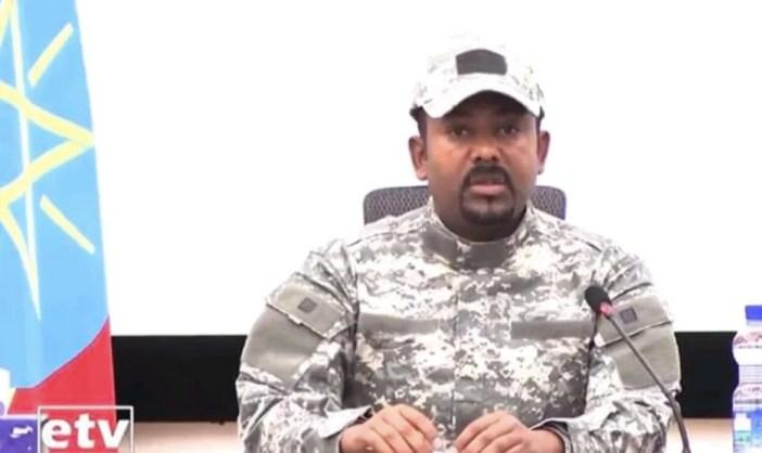 Abiy Ahmed: Ethiopia's Nobel peace laureate cracks down on ethnic violence - Axios