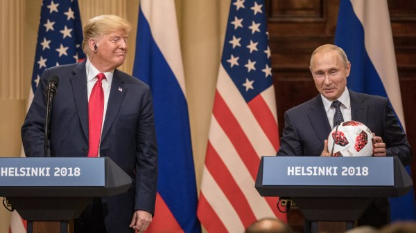With Trump more isolated on Russia, Putin could see few ...