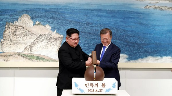 Korean summit sets stage for major test of commitment - Axios