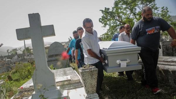 Hurricane Maria killed more people than 9/11 or Katrina ...