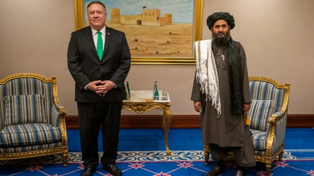 Trump officials back away from 2020 Taliban peace deal after withdrawal chaos - Axios