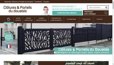 clotures et portails du douaisis flers
