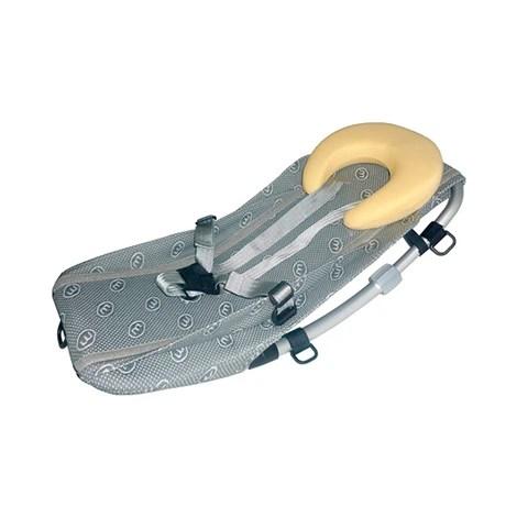 la coque bebe weber reglable pour remorque de velo enfant