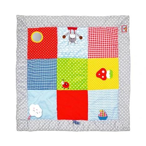 babygluck tapis d eveil avec jouets babygluck