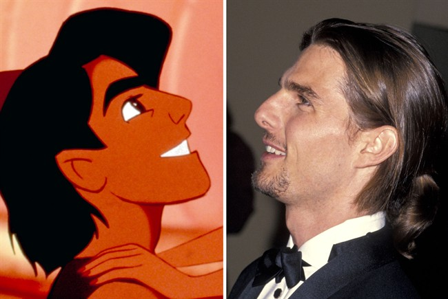 Image result for Aladdin tom cruise