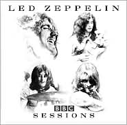 BBC Sessions by Led Zeppelin: CD Cover