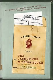 Case of the Missing Books by Ian Sansom: Book Cover