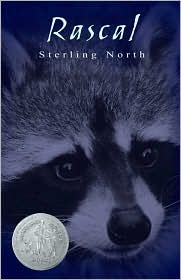 Rascal by Sterling North: Book Cover