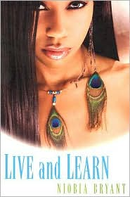 Live and Learn by Niobia Bryant: Book Cover