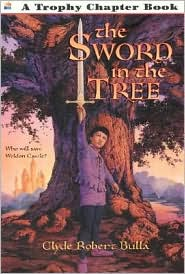 Sword in the Tree by Clyde Robert Bulla: Book Cover