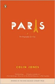 Paris by Colin Jones: Book Cover