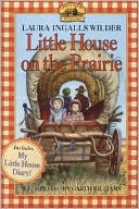Little House on the Prairie (Little House Series by Laura Ingalls Wilder: Book Cover