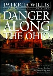 Danger Along the Ohio by Patricia Willis: Book Cover