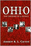 Ohio by Andrew R. L. Cayton: Book Cover