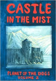 Castle in the Mist by Robert J. McCarty: Book Cover