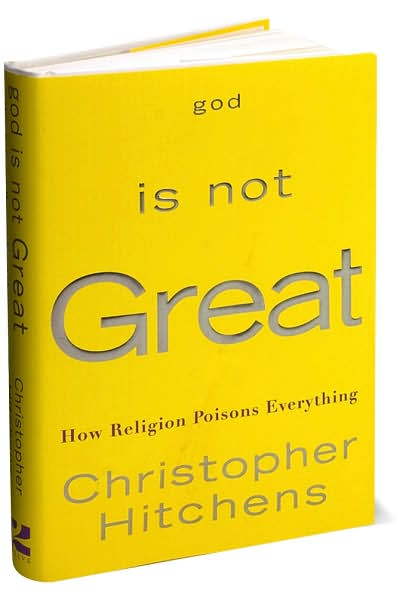 How Religion Poisons Everything by Christopher Hitchens