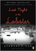 Last Night at the Lobster by Stewart O'Nan: Book Cover