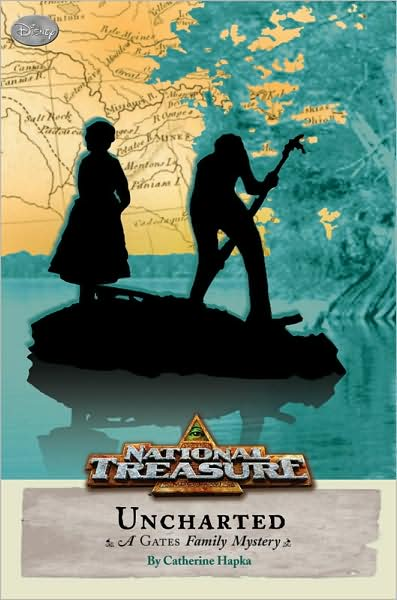 National Treasure book 2