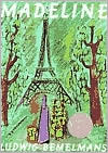 Madeline by Ludwig Bemelmans: Book Cover