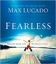 Fearless by Max Lucado: CD Audiobook Cover