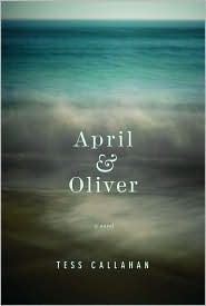 April and Oliver by Tess Callahan: Book Cover