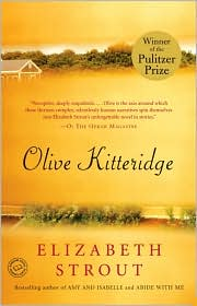 Olive Kitteridge by Elizabeth Strout: Book Cover