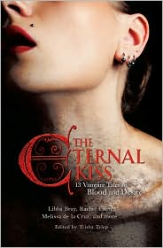 The Eternal Kiss by Tricia Telep: Book Cover