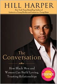 The Conversation by Hill Harper: Book Cover
