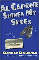 Al Capone Shines My Shoes by Gennifer Choldenko: Book Cover