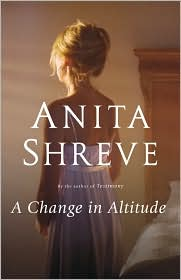 A Change in Altitude by Anita Shreve: Book Cover