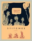Stitches by David Small: Book Cover