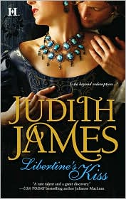 Libertine's Kiss by Judith James: Book Cover