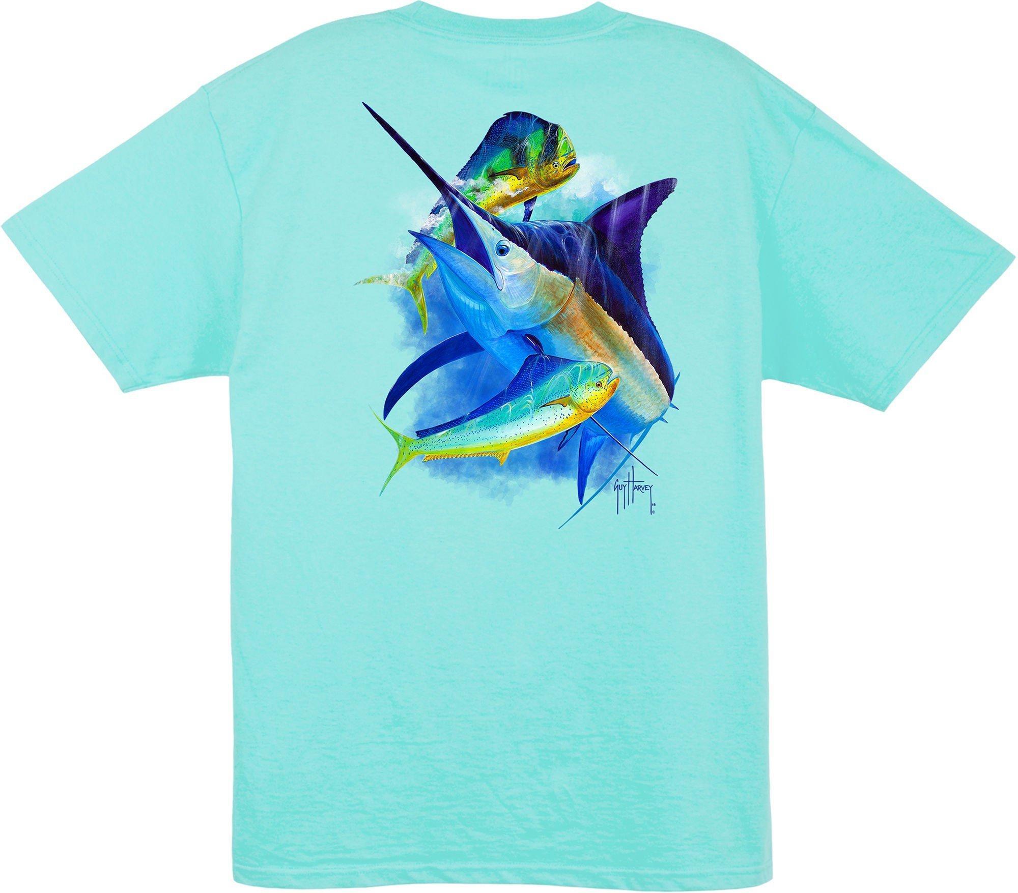 Guy Harvey Mens Splittin Time T Shirt Bealls Florida