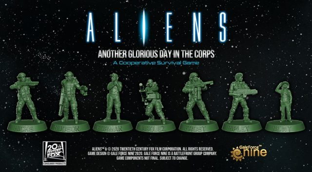 Alien Miniatures - Gale Force Nine