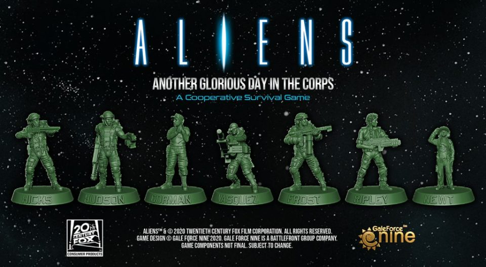 Alien Miniatures - Gale Force Nine