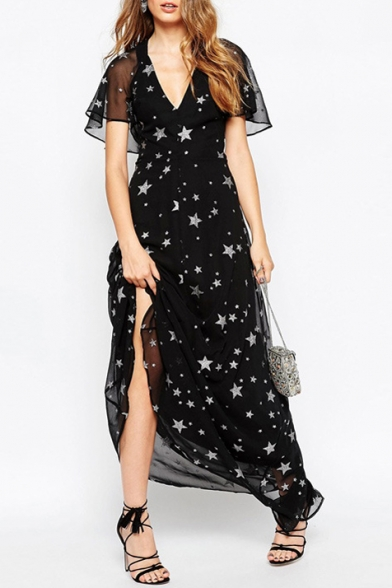 Image result for star print dress
