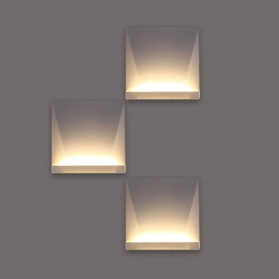 Nordic Contemporary Creative Indoor Wall Light Metal ... on Contemporary Wall Sconces Lighting id=34824