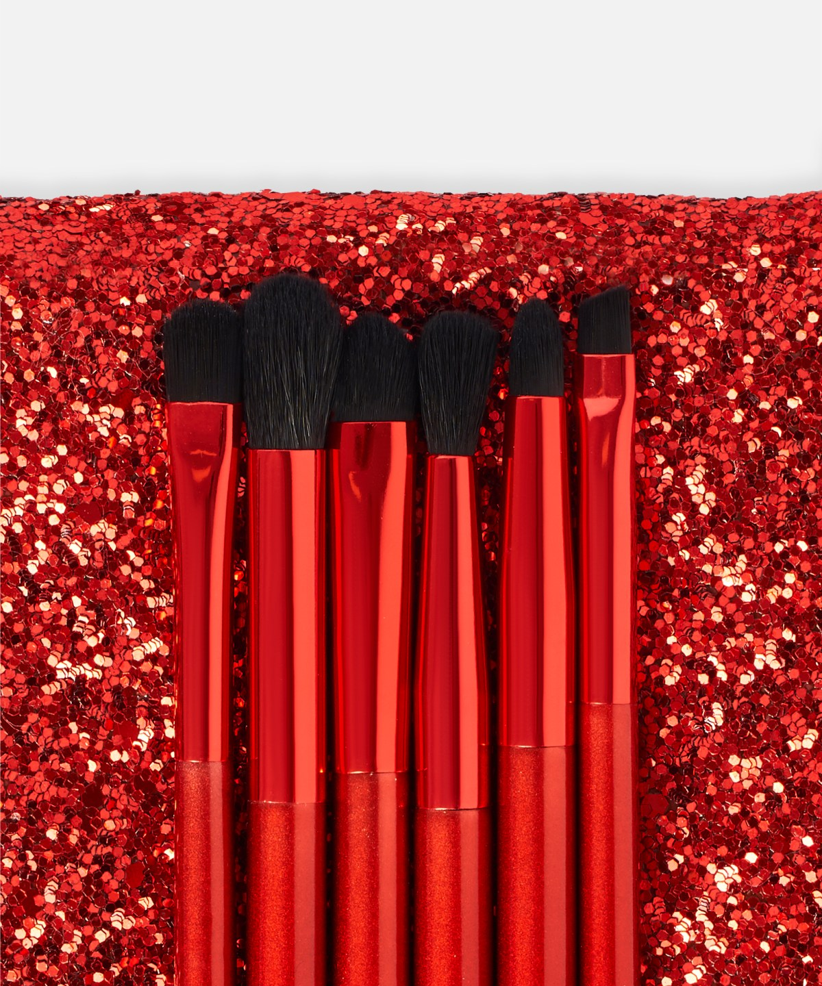 BH Cosmetics - Drop Dead Gorgeous Killer Queen 6 Piece Eye Brush Set