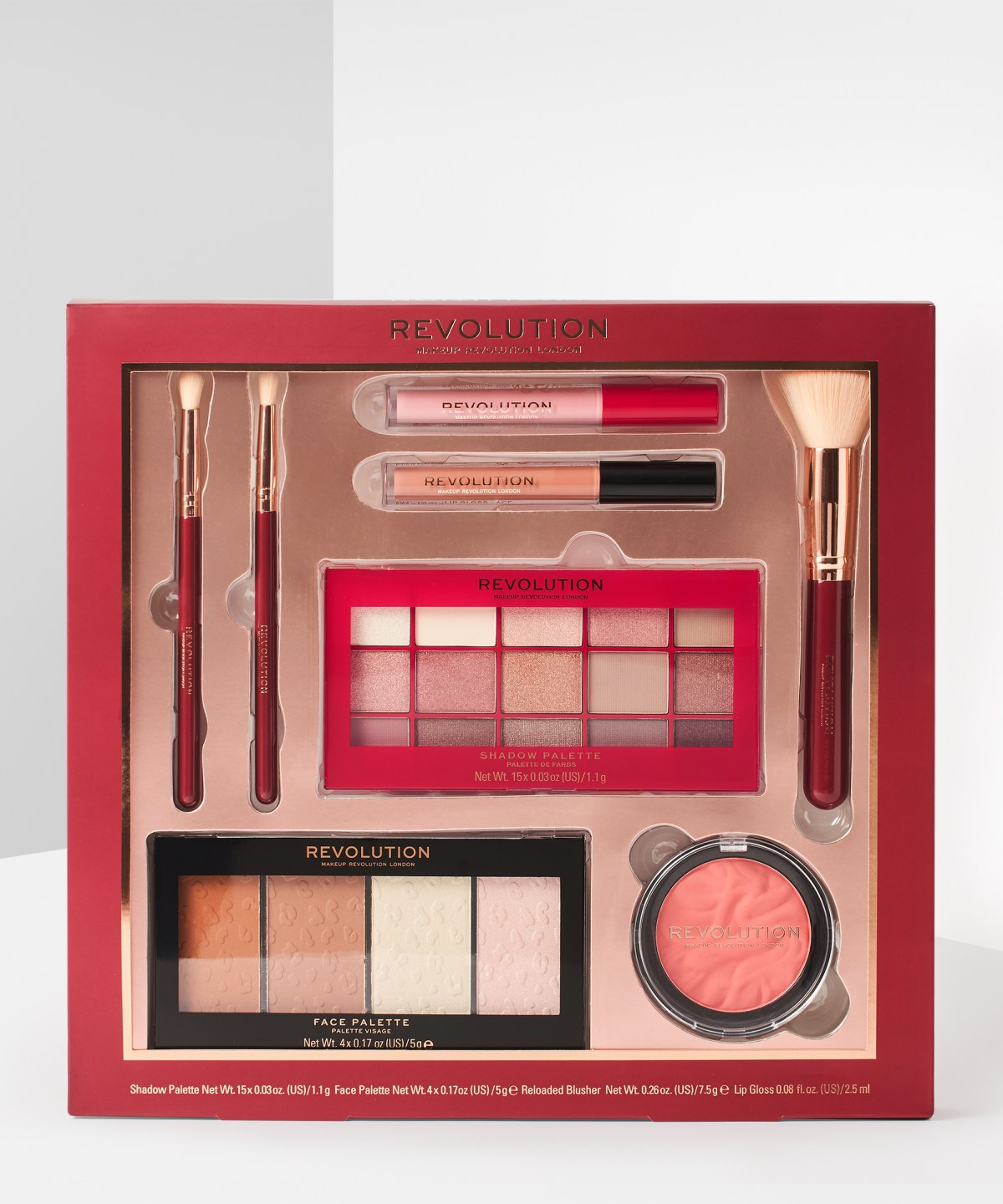 Makeup Revolution - Reloaded Collection