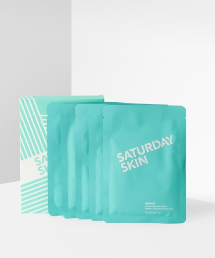 Saturday Skin - Quench Intense Hydration Masks