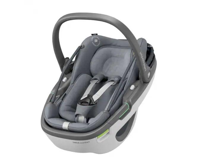 confort coral modular baby car seat