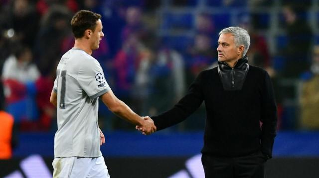 Mourinho 'surprised' Matic was offered to Manchester United
