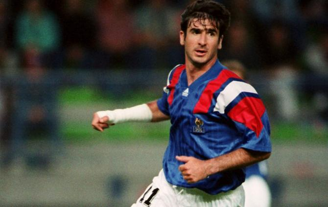 Before eric cantona moved to england with leeds united, he had enjoyed a mixed career in france, one punctuated by controversy on and off. Eric Cantona A Tale Of International Woe With Les Bleus
