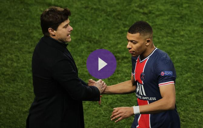 Pochettino: I'll Fight With Real Madrid To Keep Mbappe