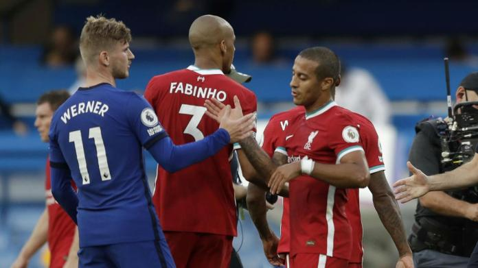 Thiago's clinic, Kepa's woes and Werner's promise - Liverpool's 2-0 win at Chelsea in Opta focus