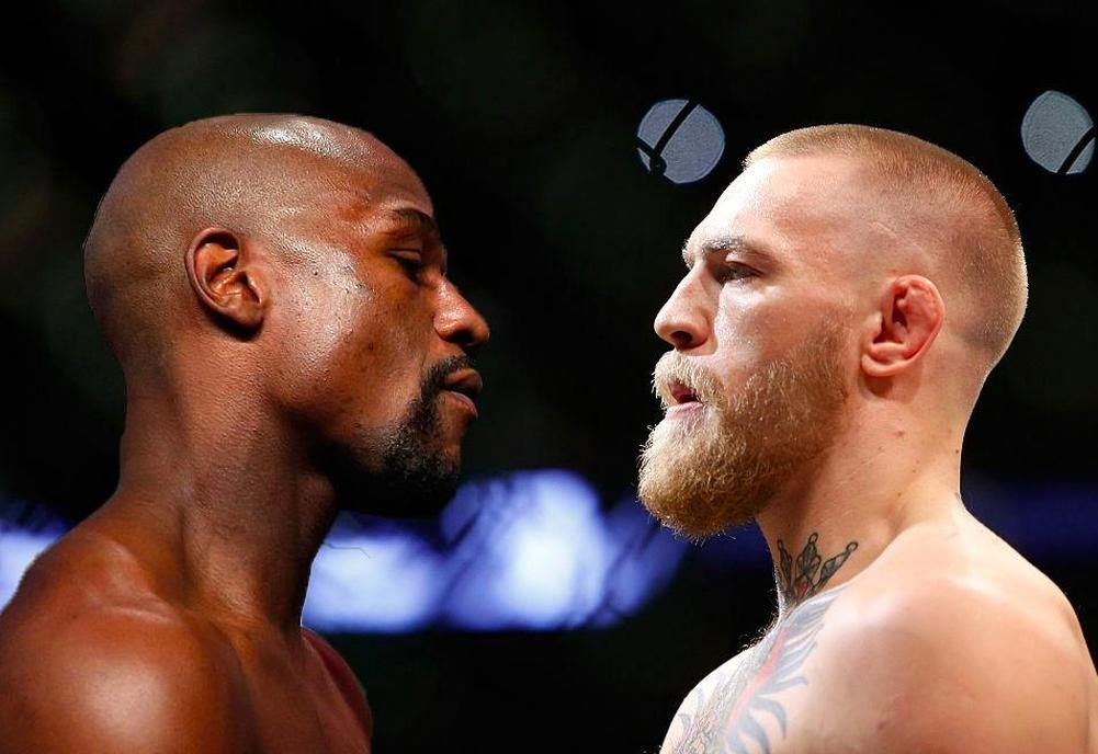 Floyd Mayweather Vs Conor McGregor Deal Is 50 Done Says