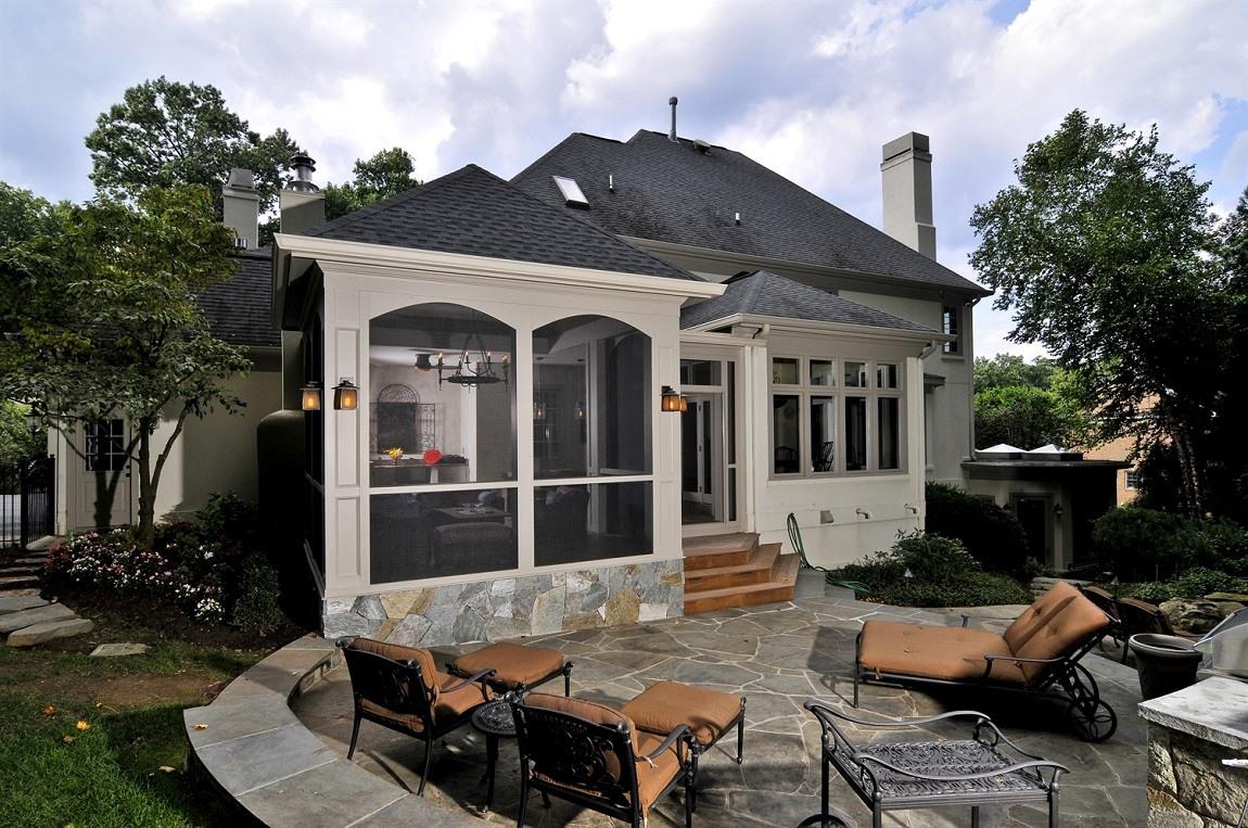 to insulate a sunroom or 3 season porch